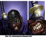 Wu-swordsman