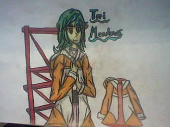 Tori Meadows (Jacket)-Yugioh Zexal by RubyUmbreon