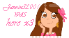 My own stamp! x3 by Jasmin32001