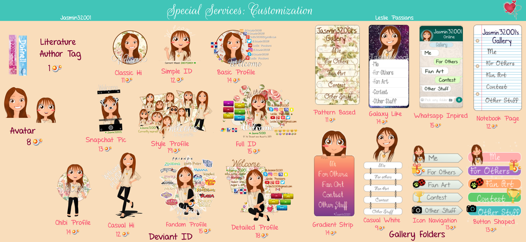 Customization by Jasmin32001
