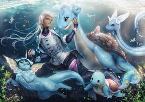 Mystic Elite: Blanche
