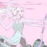 Opal sketch