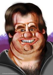 First attempt on Caricature by 111Keiser