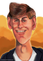 Caricature #02 by 111Keiser