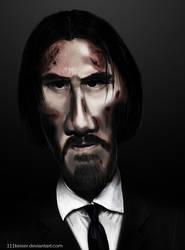 John Wick 2 by 111Keiser