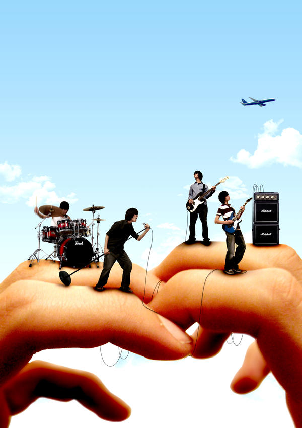 Music At My Fingertips