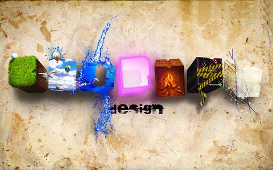 Graphic Design Wallpaper