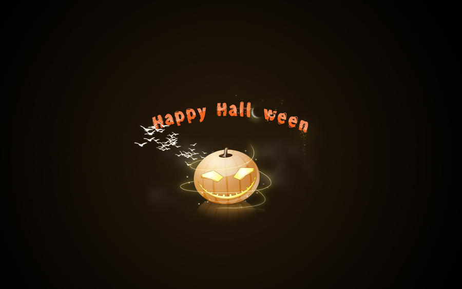 Happy Halloween Wallpaper by jackispiboi