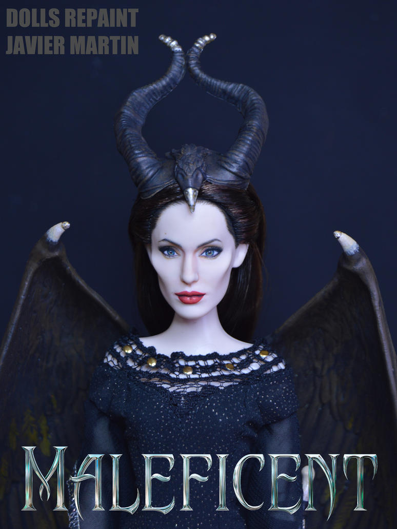 repainted maleficent and prince - photo #5