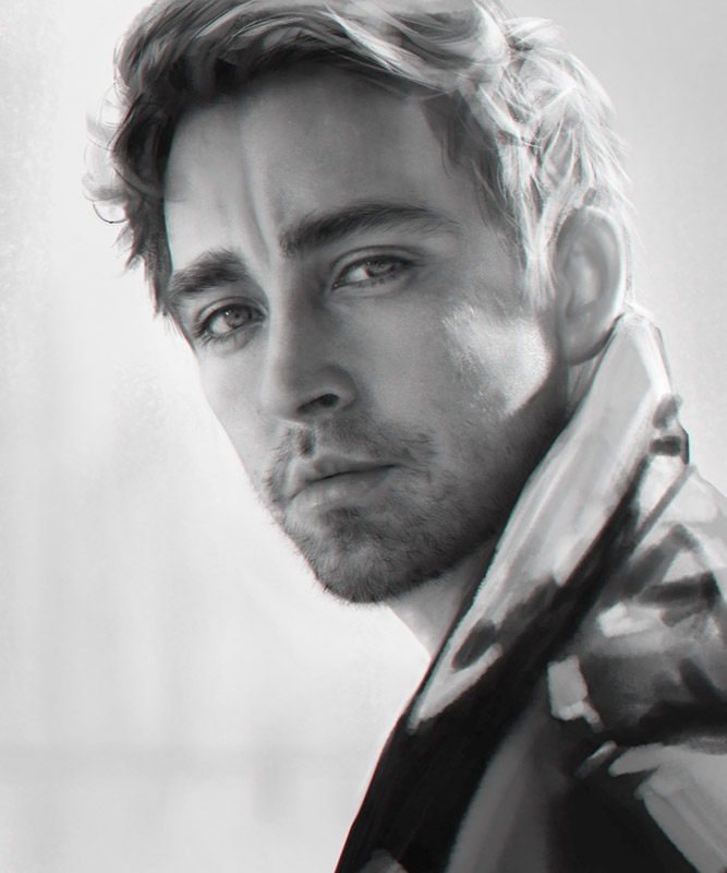 Lee Pace by Elda-QD