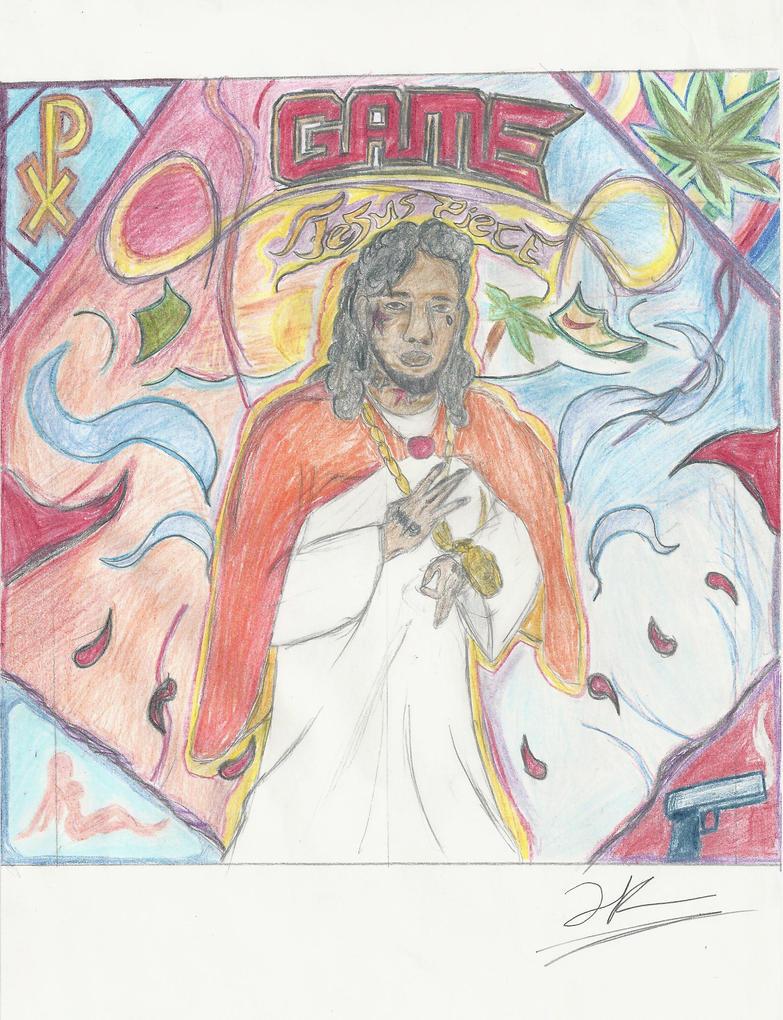 Game Jesus Piece Album Cover (My Version) by Simultanic on ...