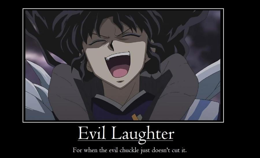 Evil Anime Laugh | www.imgkid.com - The Image Kid Has It!