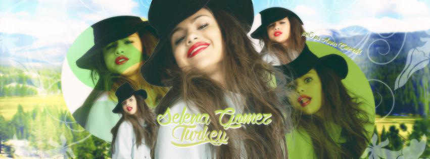 Selena Gomez Turkey Cover by annaemerald
