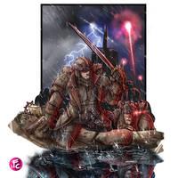 Heavy Rain by LordCarmi