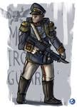 Mordian Soldier