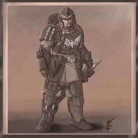 Guardsman by LordCarmi