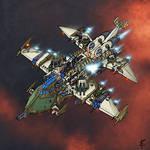 Dusk Breakers Tactical Super-Bomber