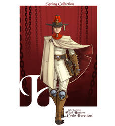 Inquisition Spring Collection by LordCarmi