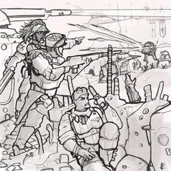 Counter attack by LordCarmi
