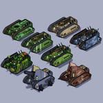chimera variants