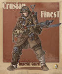 Crusian Soldier