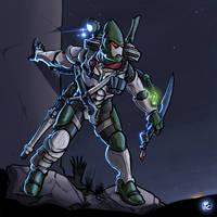 Eldar Guardian
