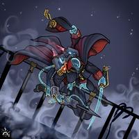 Cosmic Corsair - The Leader
