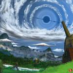 Totanus landscape by LordCarmi