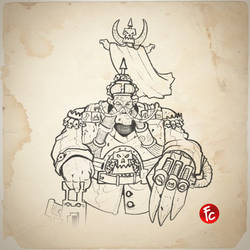 Ork Boss
