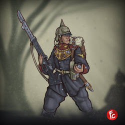 Imperial Guard Teutons
