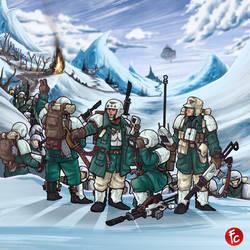 Arctic Imperial Guard