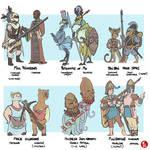 Fantasy Characters Again