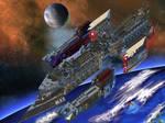 Space Marine Gloriana Class