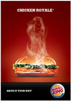 burger king by creative-box