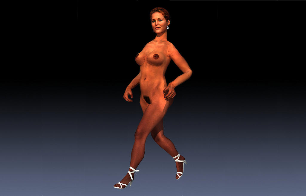 Mafia 2 : Joe's Girlfiend nude skin For SanAndreas by Elpadrino1935