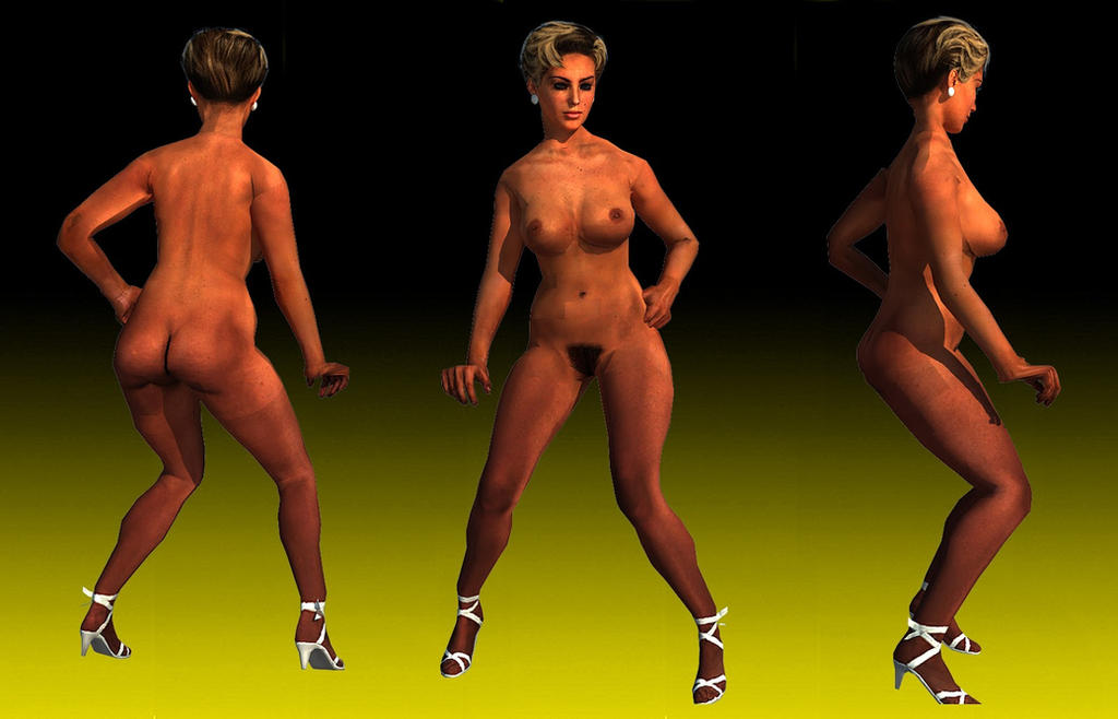 Mafia 2 : nude Stripper skin For San Andreas by Elpadrino1935