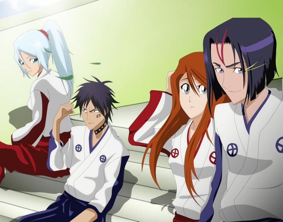 School days by FlyingDragon04