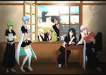 Contest entry - A day in Sanbantai by FlyingDragon04