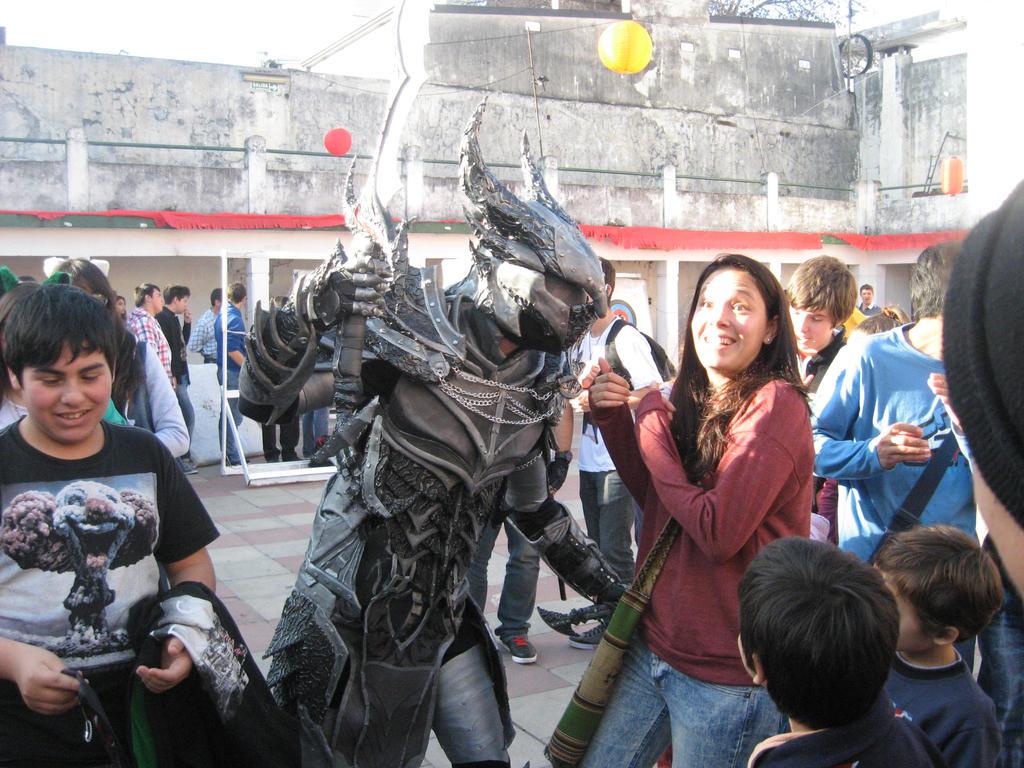 I cause fear lol xD by scyther149