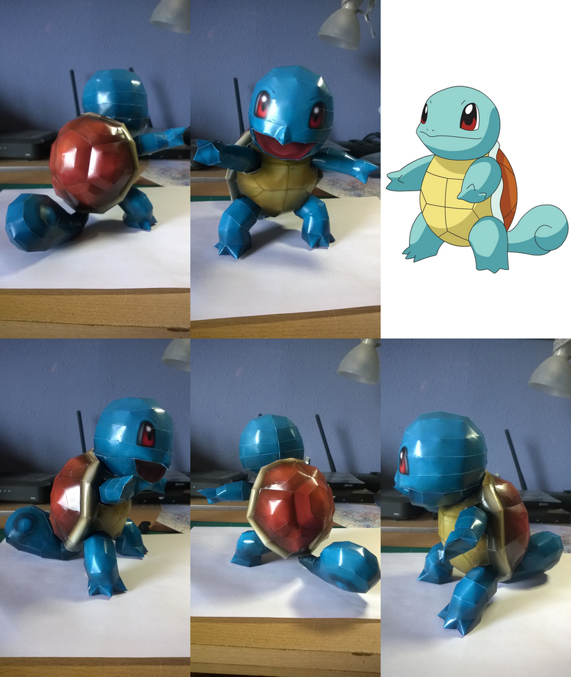 Squirtle by totya0108