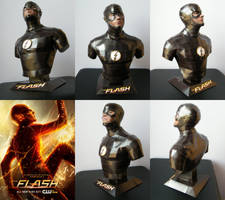 The Flash bust (CW)
