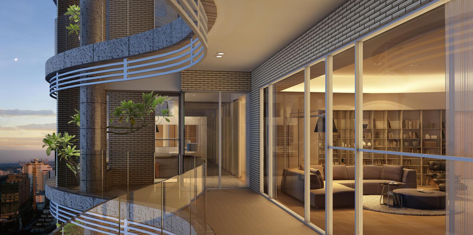 Douglasdao 39 s deviantart gallery for Room design with balcony