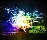 ABSTRACT FRACTAl Photoshop.cc by photoshopcc
