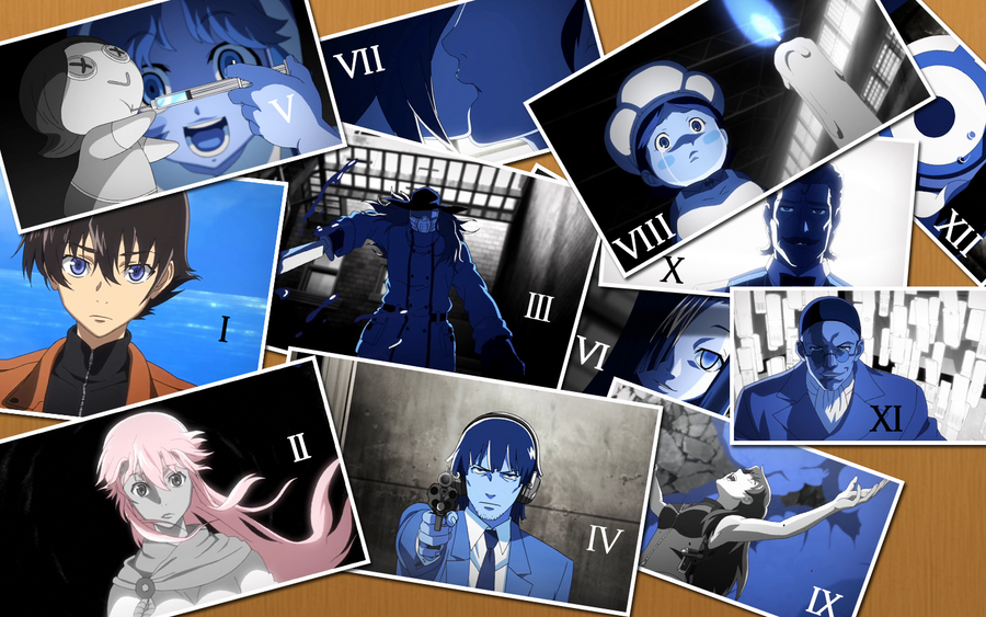 The Twelve Diaries Wallpaper By Dragoonbb