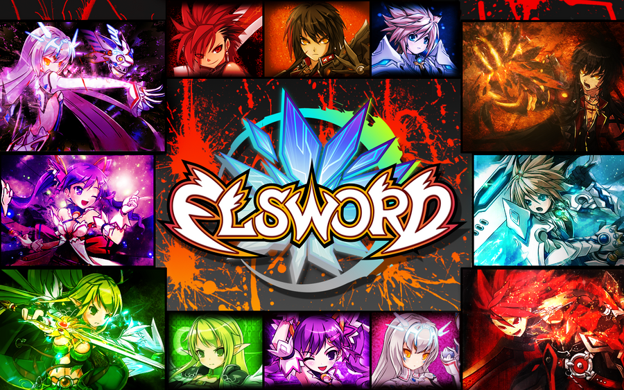 how to change class in elsword