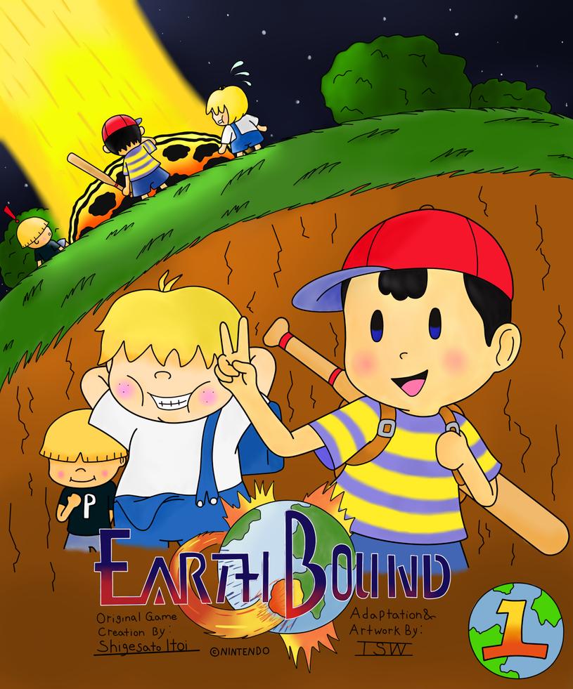 EarthBound: Book 1 by TheOddityArtist