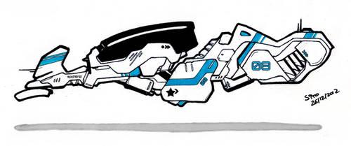 SPD 1812 Speeder by ephebox
