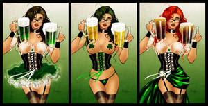 St Paddy's Girl