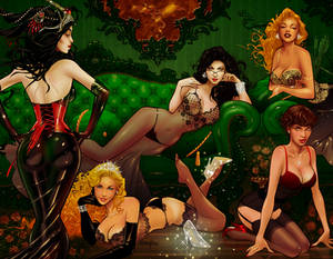 Grimm Fairy Tales 100
