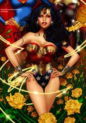 Alamo-City Wonder-Woman